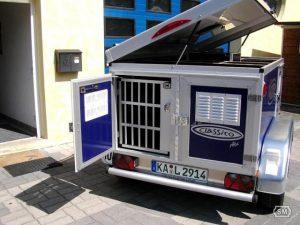 remolques termicos para perros