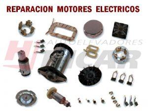 repuestos motores electricos