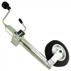 ruedas jockey para remolques