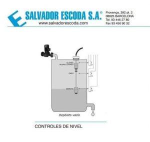 sensor de nivel de agua para depositos