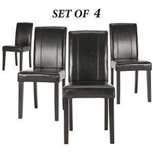 sillas acolchadas