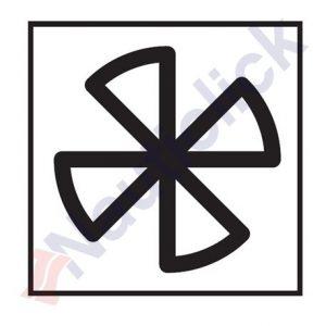 simbolo ventilador