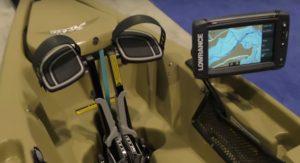 sonda pesca kayak