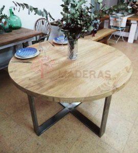 tableros redondos para mesas