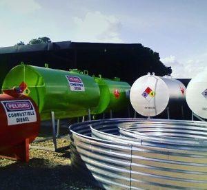 tanques de gasoil