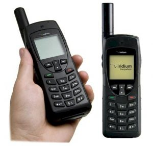 telefonos satelite