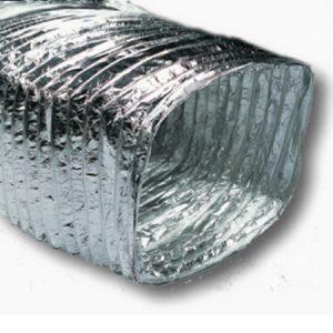 tubo flexible para aire acondicionado
