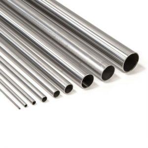 tubos de acero inoxidable medidas