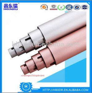 tubos telescopicos de aluminio