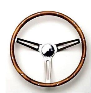 volantes de madera