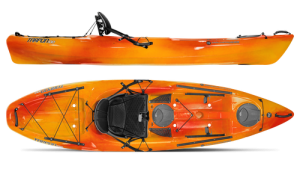 wilderness kayaks